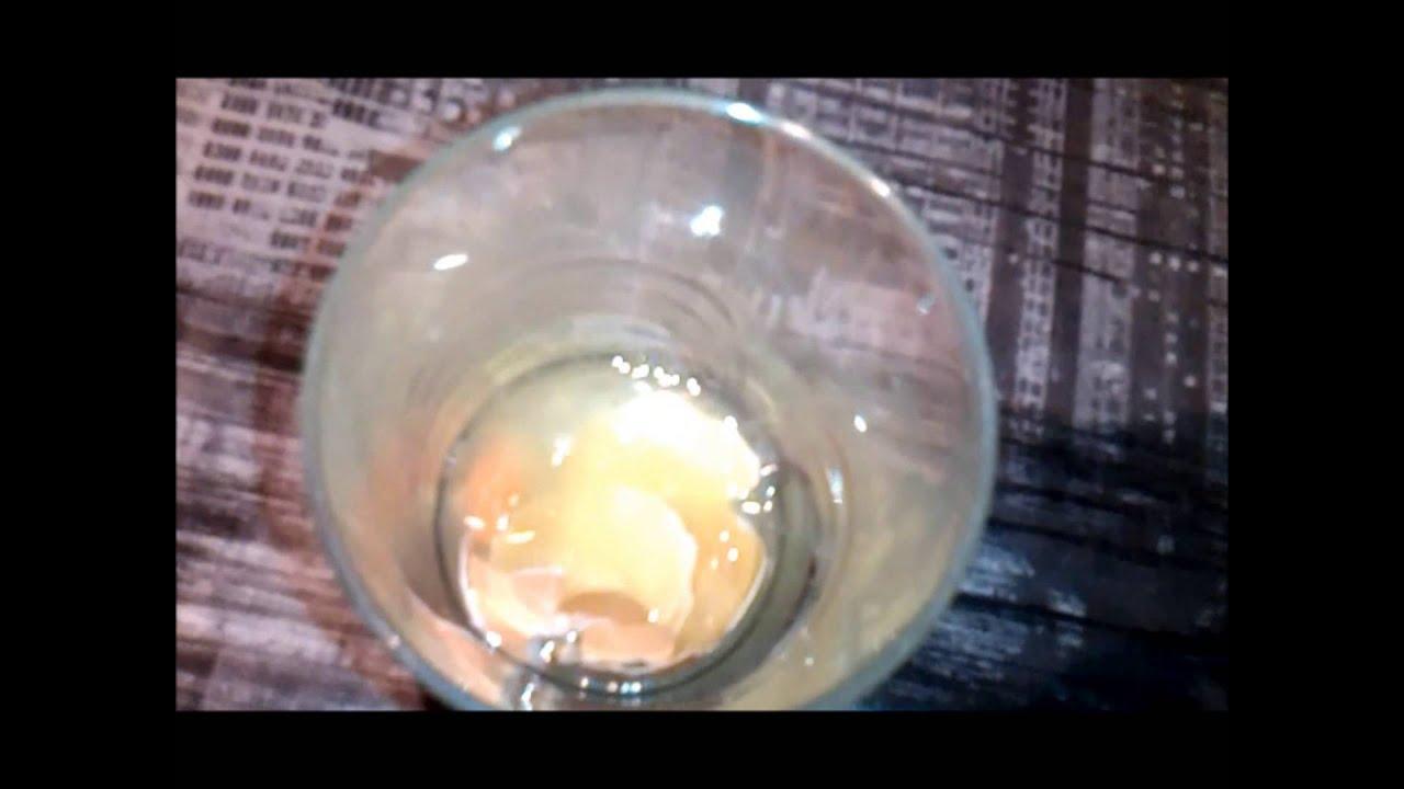 Cido c trico y c scara de huevo reacci n hd youtube - Cascara de limon ...