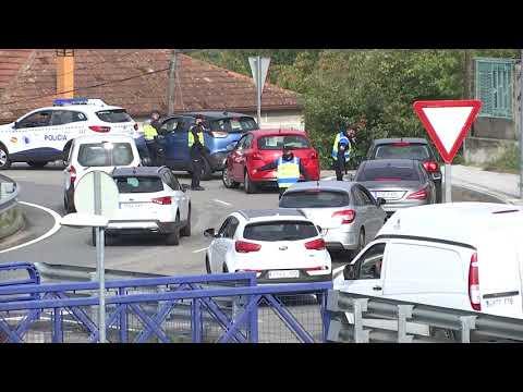 La Policía Autonómica realizó 54 dispositivos durante el puente