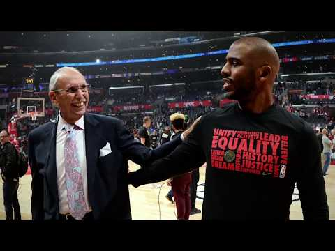 NBA players, legends pay tribute to Ralph Lawler