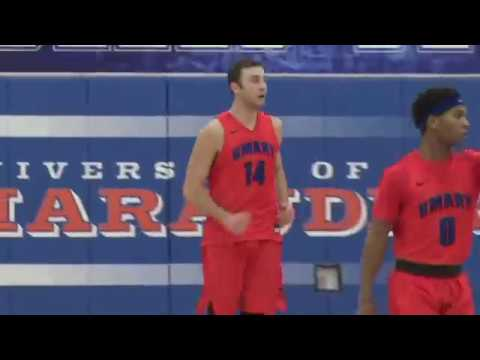 UMary Men's Basketball vs Northern State University