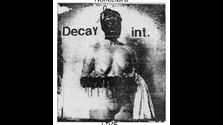 Decay INT - Untitled III ( 1980's Italy Industrial Experimental )