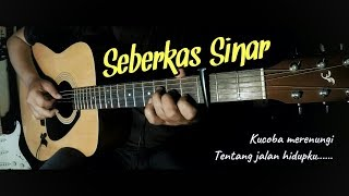 Download Lagu SEBERKAS SINAR - NIKE ARDILLA (Cover) | Guitar Fingerstyle mp3