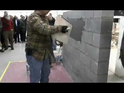 Ruredil FRCM - Fiber Reinforced Cement Matrix - Strengthening & Stabilization