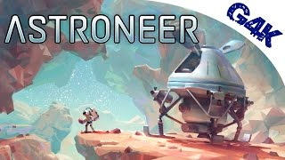 ALL NEW SURVIVAL SPACE EXPLORATION | ASTRONEER | S01E01