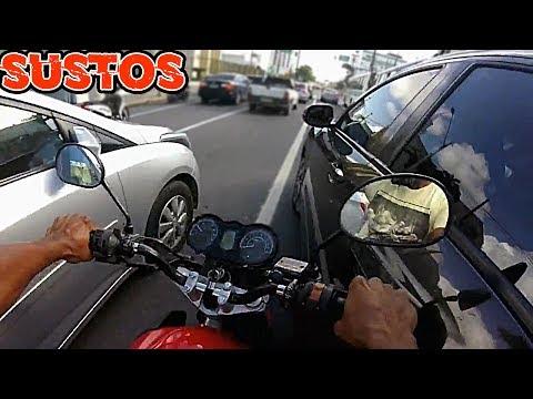 SUSTOS DE MOTO (EP. 21)