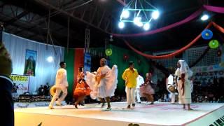 CONCURSO NACIONAL DE HUAPANGO JACALA 2014. CAMPEON DE CAMPEONES JUVENIL. IZEL