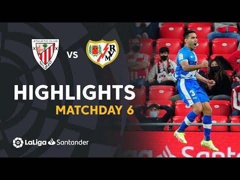 Ath. Bilbao Vallecano Goals And Highlights