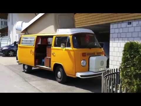 VW Bus Type 2 Westfalia