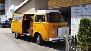 VW Bus Type 2 Westfalia