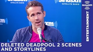 Deadpool was supposed to have a child and Ryan Reynolds scrapped it