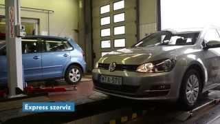 Csermely és Társa VW Balatonfüred film 2015