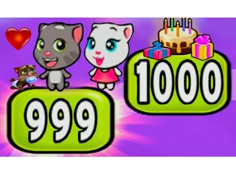 Мой ГОВОРЯЩИЙ ТОМ #158 Весёлое видео  Мой виртуальный питомец   ИГРА МУЛЬТИК для детей #УШАСТИК KIDS