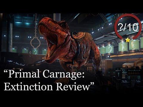 Primal Carnage: Extinction Review