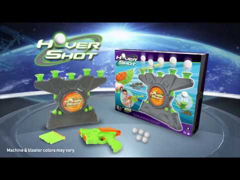 Hover Shot Floating Target Game 2019 (GA018) – Introduction (English)