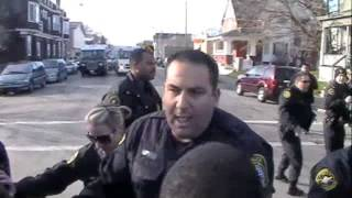 Milwaukee Officer Refuses To Give Badge Number