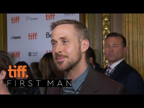 'First Man' TIFF Interview