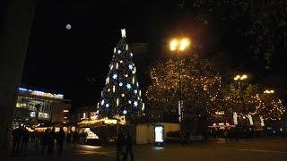 Der größte Weihnachtsbaum steht  in Dortmund (Christmas in Dortmund)