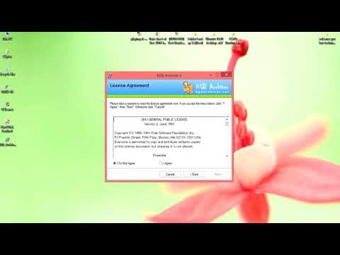How install kgb archiver any window 7,8,10