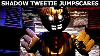 JOLLY 3: Chapter 2 - Shadow Tweetie Animatronic Jumpscares (FNAF Horror Game 2018)