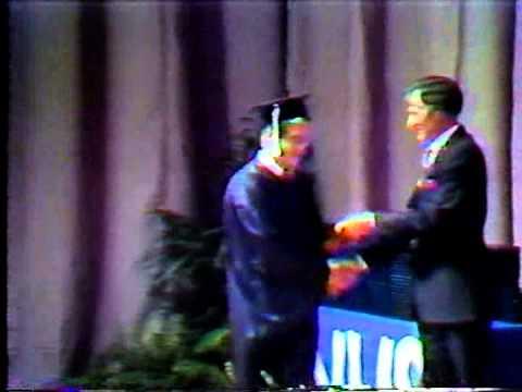 Columbus North High School Graduation [1987]