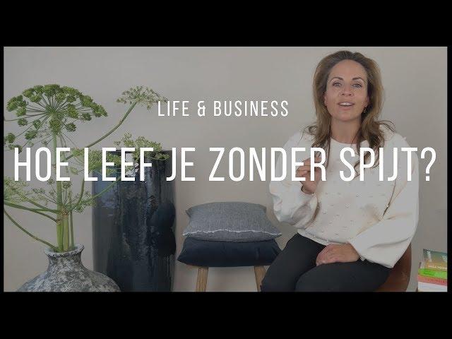 Hoe leef je zonder spijt? | Life & Business Afl. 8