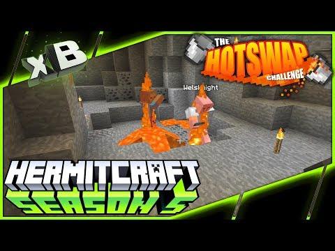 HotSwap Challenge w/ Welsknight! :: HermitCraft Season 5 :: Ep 127