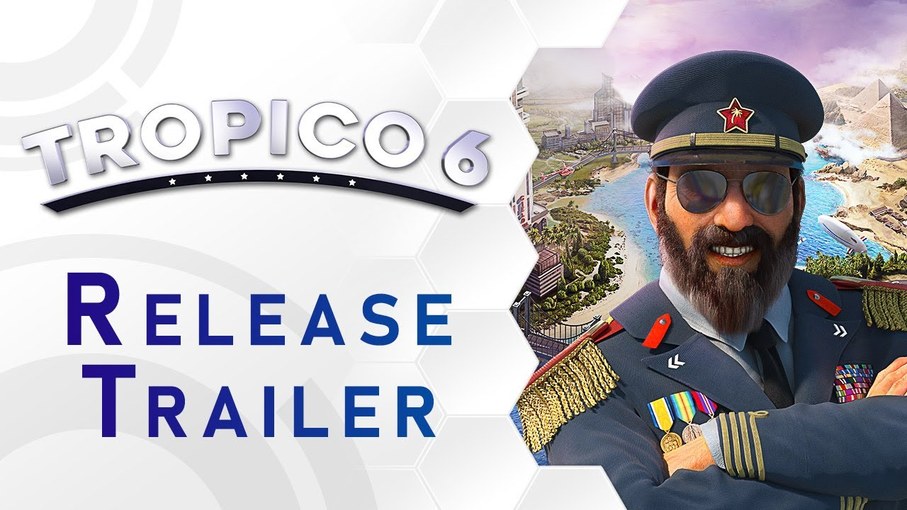 Tropico 6 Crack 12.1 Patches For [MAC-Win] 2021 Keyport Serial Number