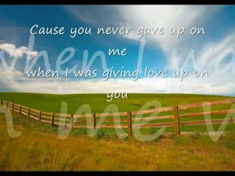 You Never Gave Up On Me by Crystal Gayle...with Lyrics