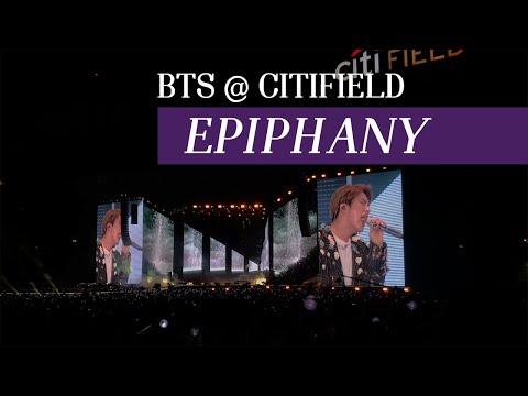 181006 Epiphany - BTS at Citi Field, NY