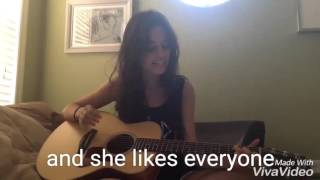 Camila Cabello - Love Yourself Justin Bieber cover