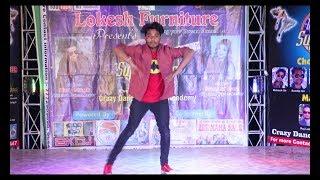 Jayant sir dance performance in crazy Dancing Superstar