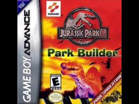 Jurassic Park 3 [Park Builder] - Park Theme