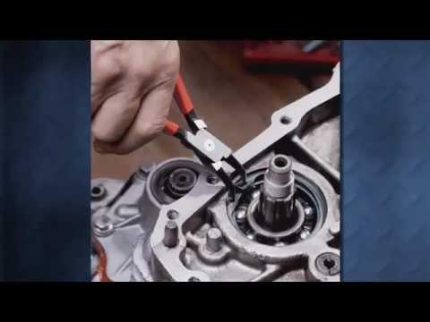 Tiny Lock Washer Or Clip Retaining Ring