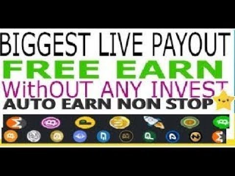 [ Review 5 ] Earn Unlimited Bitcoin   Biggest Live PayOut 100% Legit and Paying   Double-Bitcoin.com