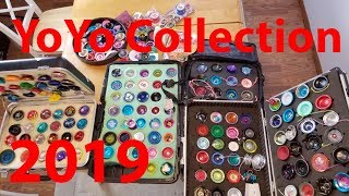 My YoYo Collection 2019. So many YOYOS!!!