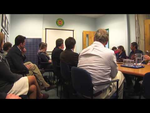 AllEarth Renewables Hosts Vt Rep Peter Welch Part 3