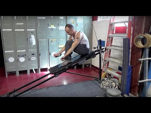 TOTAL GYM SUPERSET WORKOUT - FOR GYMNASTICS STILL RINGS/GENERAL FITNESS TRAINING
