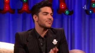 adam lambert on chatty man