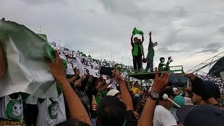 SRIWIJAYA FC VS BHAYANGKARA FC (SINGA MANIA)