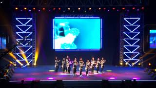 Skechers 9 | Finals | College Division | Letran Calamba - Letran Streetdance Crew