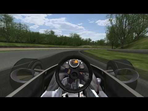 [rFactor] McLaren M23  (F1-1973 Mod)
