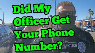 Sgt. If You Want My Phone Number Your Officer's Wife Has It