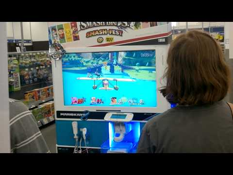 Smash Fest @ Schaumburg, Illinois Best Buy (Group 1) - SSC