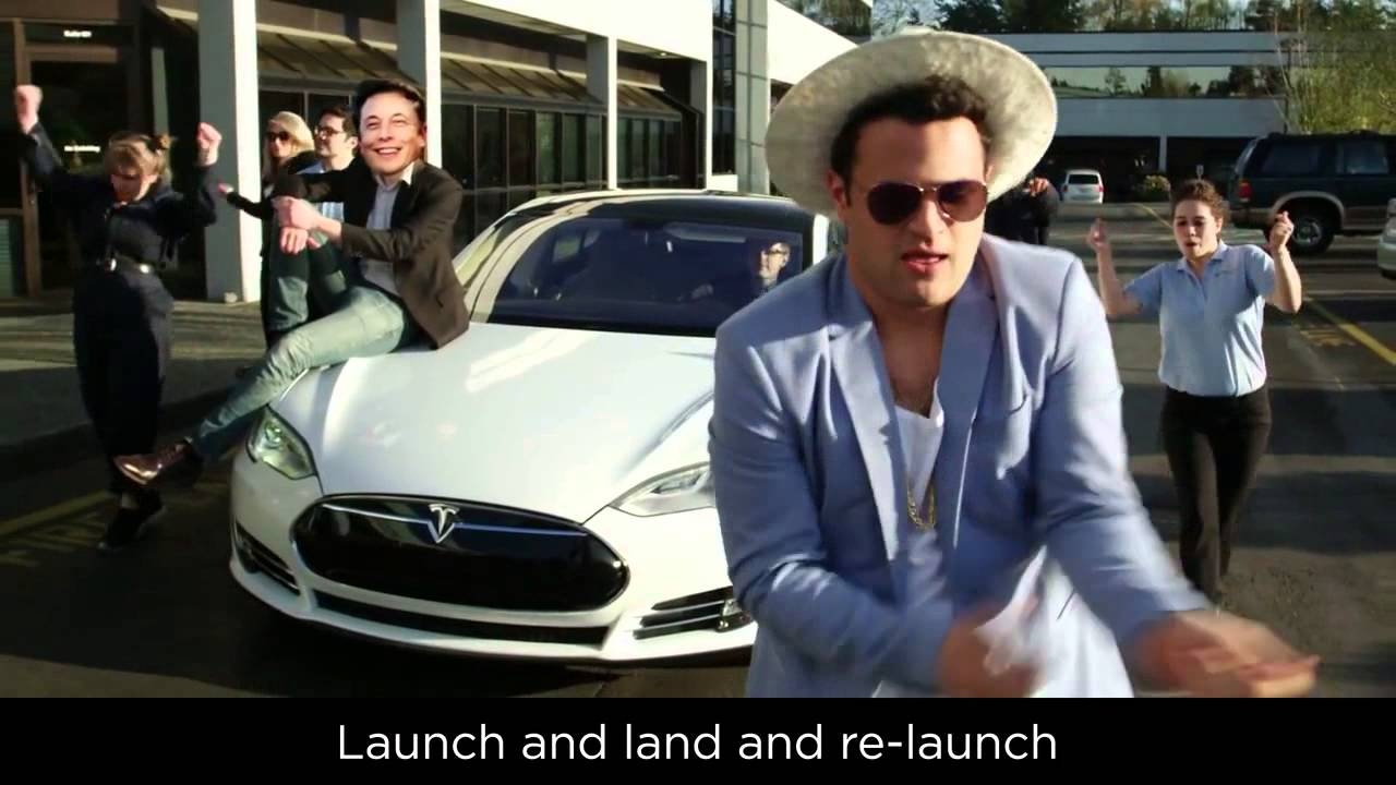 spacex launch you up uptown funk parody mk2