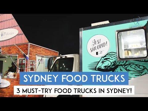 3 Must-Try Food Trucks In Sydney