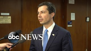 Buttigieg addresses racial injustice, Gillibrand begins 'Trump Broken Promises Tour'