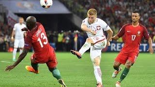 Portugal vs Poland 1-1 Euro 2016 Highlights HD Penalty Shootout (5-3)