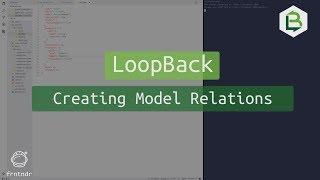 LoopBack.io Create Model Relations