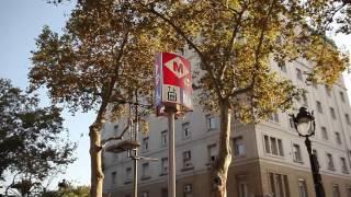 Барселона и её достопримечательности.  Барселона : сочный блог 5.(Город Барселона замечательная со всеми её достопримечательностями. Барселона за один день из нашего путеш..., 2017-01-03T15:00:03.000Z)