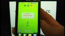 LG GD510 POP www.SIM-UNLOCK.me Netzsperre Handy Unlock Usimlock Simlock Freischalten Entsperrcode